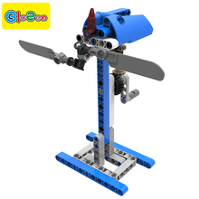 Windmill cheap kids baby educational toys for children boys girls mini building blocks enlighten toy boy bricks technic set