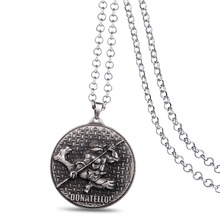 2016 new arrival Teenage Mutant Ninja Turtles Necklace Cartoon characters Necklace Hero Necklace