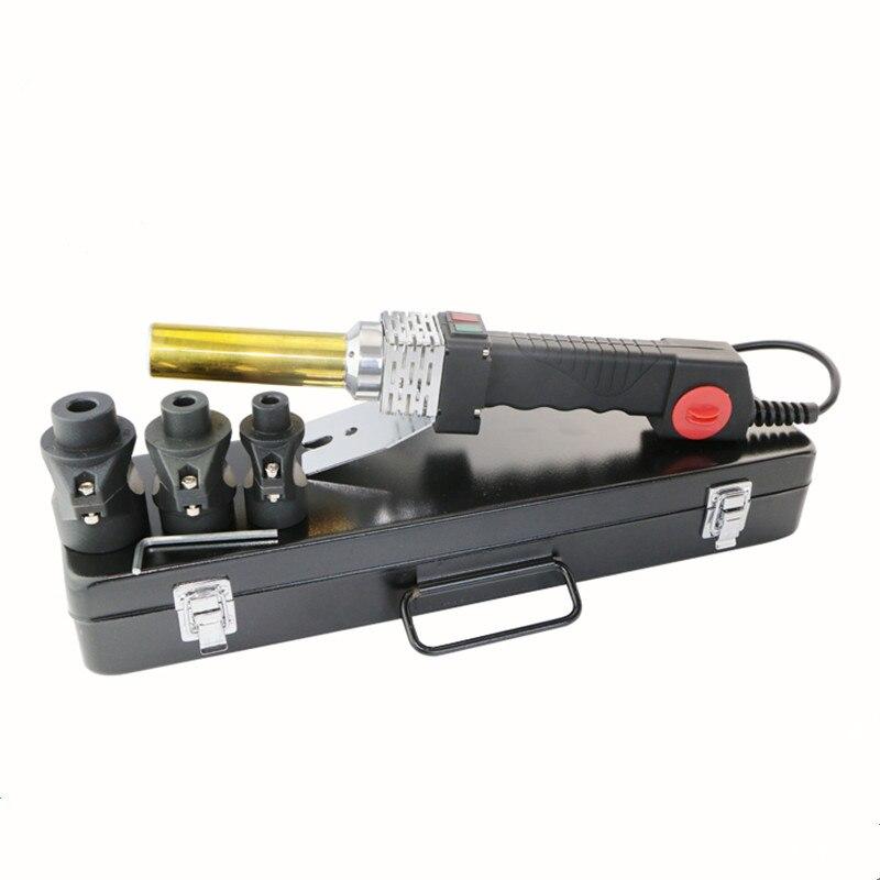 New 20-32mm Electronic thermostat fuser PPR pipe welding machines melt plastic tube welder, PE PB fuser welder<br>