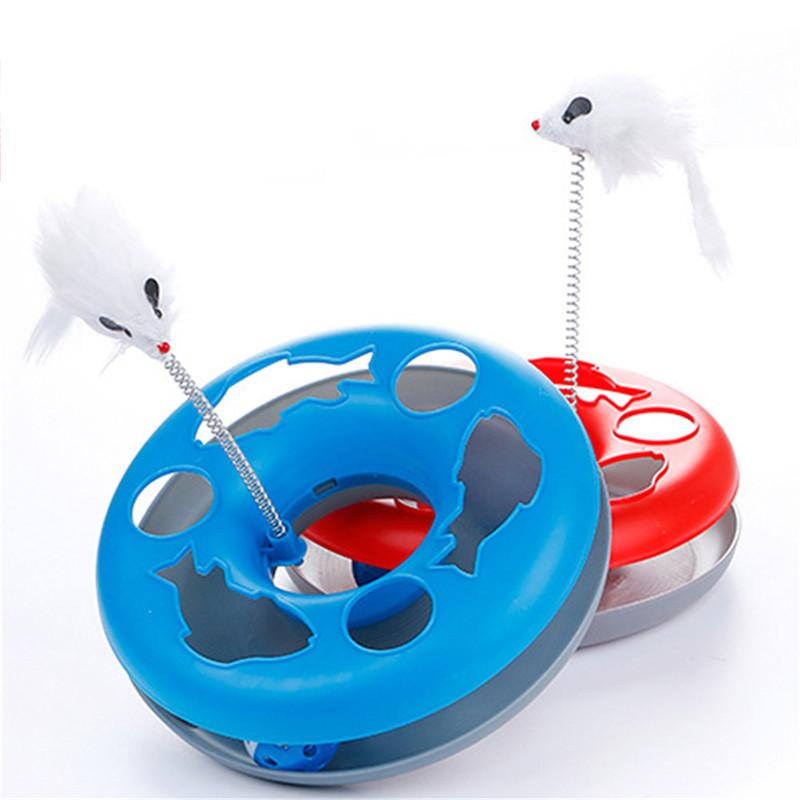 funny mice amusement disk Funny Mice Amusement Disk Cat Toy HTB1y2