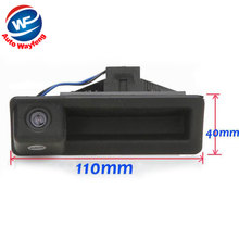 Backup Rear View Rearview Parking Camera Night Vision Car Reverse Camera Fit For BMW 3 Series 5 Series X5 X6 X1 E60 E61 E70 E71(China)