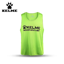 KELME Best Quality Men Football Team Uniform Jerseys Cheap Authentic Stitched Outdoor Basketball Vest Sport Sleeveless Sweater08(China)