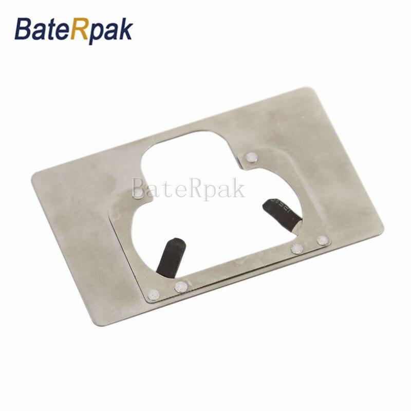 BateRpak Manual Code Printer,Metal dog tag Holder,metal plate embossor holder suit for TAG size 50.3*28.3*0.4mm<br>