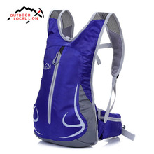 Outdoor Sport Bag LOCAL LION 12L reflective backpacks cycling Hiking Camping Running Backpack Sport Bags urban cycling back pack(China)