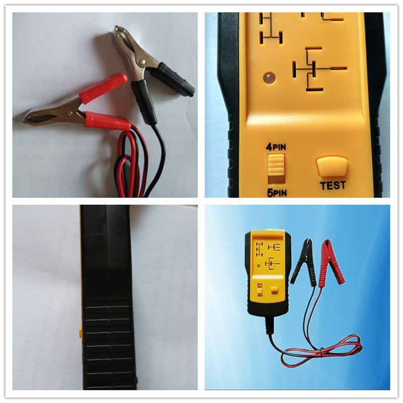 2018 Automotive Relay Tester For 12v Cars Tester Uses 12v Power From ...