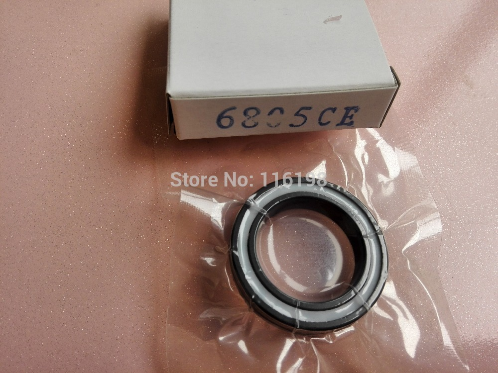 6805-2RS 6805 full SI3N4 ceramic ball bearing 25x37x7mm silicon nitride bearing 61805-2RS bike wheels ABEC3<br>