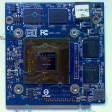 C90 C90s C90P P555 Geforce 8600M GT G84 600 A2 512MB MXM II VGA Card Video card
