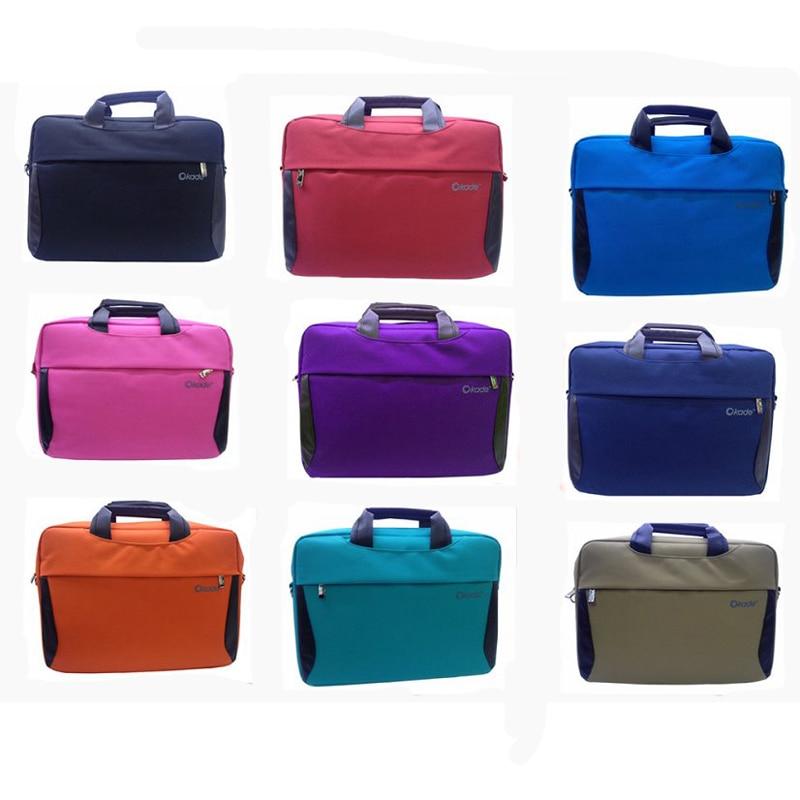 High Quality Various Colors Nylon laptop Bag Shoulder Bag For Men/Women Notebook Bag Set for 14 15 15.6 Inch Computer<br><br>Aliexpress