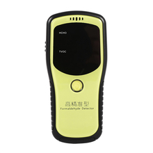 Indoor Home New Digital Formaldehyde Detector HCHO & TVOC Meter Air Quality Tester Analyzer Detector(China)