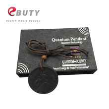 EBUTY Quantum Pendants Scalar Energy Pendant Jesus I Trust in You Best Gift for Friends Healthcare 2pcs/lot