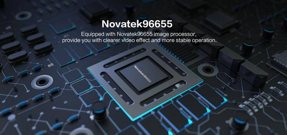 Azdome GS65H Mini Dual Lens Car DVR Camera 1080P Full HD Dash Cam Novatek 96655 Video Recorder G-sensor Night Vision 3
