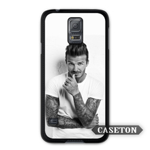 David Beckham Celebrity Footballer Case For Galaxy S7 S6 Edge Plus S5 S4 Active S3 mini Win Note 5 4 3 A7 A5 Core 2 Ace 4 3 Mega