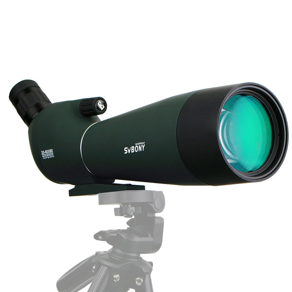 SVBONY Spotting Scope Waterproof BAK4 Angled 20-60x80mm (8)