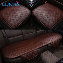 New Universal Ultrathin Antiskid Car Seat Cushion Car Seat Cover Pad Mat for Auto Accessories Office Chair Cushion Four Seasons