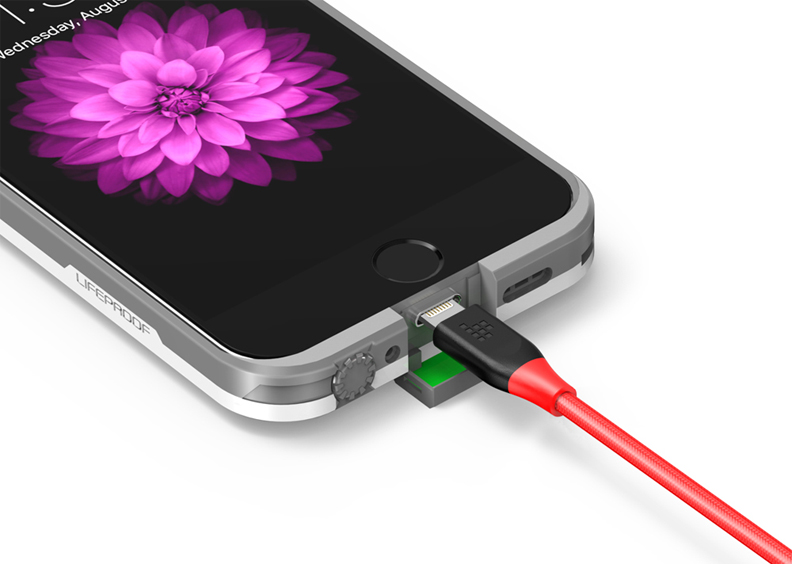 Tronsmart cable for iPhone