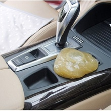 Car Cleaning Sponge Products Auto Universal Cyber Super Clean Glue Microfiber Dust Tools Mud Gel Products Hot Sale