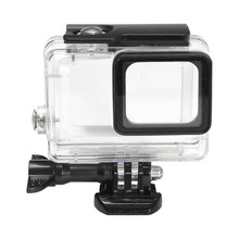 45m Waterproof Underwater Protective Housing Case Cover For Gopro Hero 6 5 Sports Camcorder Camera Compact Light(China)