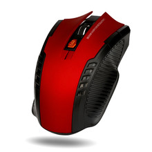 2.4Ghz Mini Wireless Optical Gaming Mouse Mice& USB Receiver For PC Laptop Computer A7(China)