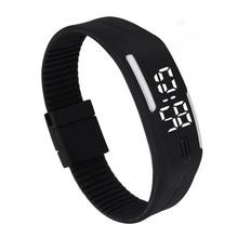 relogio masculino erkek kol saati  reloj mujer Watch man   LED Watch Date Sports Bracelet Digital Wrist Watches   send in 2 days