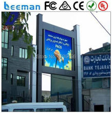 P6mm indoor full color SMD LED display pitch 10mm outdoor full color led displays led TV advertising display Leeman P10 LED