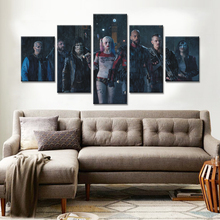 5 panel canvas art Painting Fallout Hd The Avengers Movie Group Painting On Canvas Room Decoration Print Picture unFramed 142