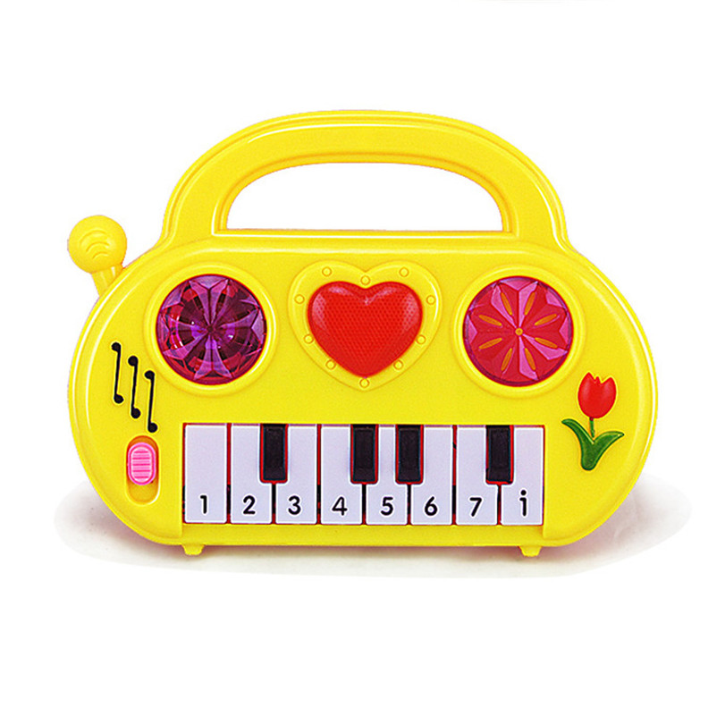 2017 Useful Popular Baby Kid keyboard Piano Music Toy Developmental Toy Gift 100% brand new and high quality.#35(China)