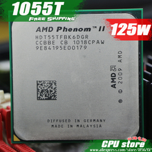 AMD Phenom II X6 1055T CPU Processor Six-Core (2.8Ghz/ 6M /125W ) Socket AM3 AM2+ 938 pin (working 100% Free Shipping)sell 1045T
