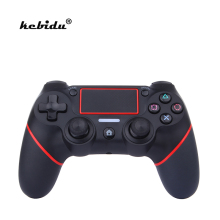 kebidu Best For PS4 Bluetooth Wireless Game Controller For Playstation Dualshock 4 Joystick Gamepads Vibration 6 Axies For PS 4(China)