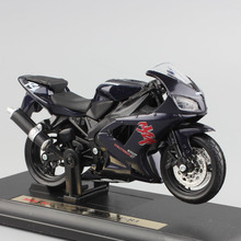 maisto 1:18 mini scale children metal Diecast YAMAHA YZF-R1 motorcycle racing car models engine motorbike gifts Toys for kid boy(China)