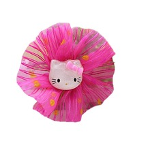 Fashion New Style Kitty Image Headband 7 Colors  Hair Rope Rubber Bands Hair Accessories Drop Shopping