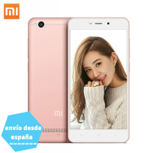 "Xiaomi Redmi 4A Phone 2GB RAM 16GB ROM 5.0"" 4G FDD LTE Snapdragon 425 Quad Core Mobile Phone 13.0MP 3120mAh Battery Metal Body"