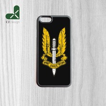 New Arrival Special Air Service Style TPU Phone Case  Cover For iPhone 6 6s And 4 4s 5 5s 5c 6 Plus Protect Back Skins