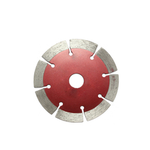 HOT 114MM corrugated sheet of diamond saw blade marble cutting blade for dry cutting concrete wall without burning