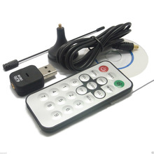 Useful 2016 New Portable Digital DVB-T TV Tuner Receive USB Stick HD HDTV Recorder Remote Hot Selling High Quality