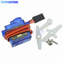 1Set Micro Servo Motor SG90 Mini 9g Servo RC SG90 For Airplane Aeroplane 6CH RC Helicopter 3V-7.2V 22*11.5*27mm Free Shipping