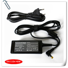 Netbook AC Adapter + Cord For Acer Aspire One AOD250-1151 19V 2.15A Power Supply laptop adapter caderno carregador