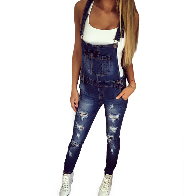 American Apparel 2017 Spring New Jeans Ripped Boyfriend Jeans For Women Skinny Overalls Jeans Denim Pants Jardineira FemininaОдежда и ак�е��уары<br><br><br>Aliexpress
