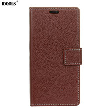 Phone Cases For Alcatel Pixi 4 5.5 OT5012 Case Flip Cover Luxury PU Leather Smart Phone Bags With Card Holder Coque Fundas Capa