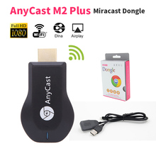 Any cast MINI PC Android Media Player TV Stick Push Chrome cast Wifi Display Receiver Dongle Chrome Anycast Dl na Air play