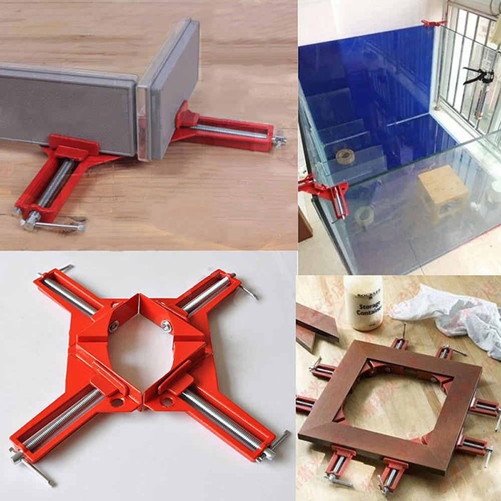 Online Cheap 90 Degree Clamps For Woodworking 100mm Picture Frame ...