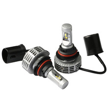 Castaleca 9007 Led Automobile Headlight Bulbs 3000k 6500k 8000k Auto Car Lamps DIY 12-month Warranty