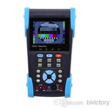 "High quality !! HVT-2603 3.5"" Full-View TFT-LCD CCTV Camera Tester PTZ Cable Digital Multimeter"