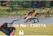 Walkera G400 with DEVO 7 6 axis RTF 6ch 3D Flybarless RC Helicopter with GPS Function