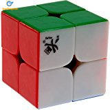 LeadingStar CeeMart DAYAN 46mm Brain Teaser Magic IQ Cube Complete Kit (Colorful) zk25(China)