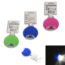 Mini LED Keylight Keychain Waterproof Party 2 LED Lights For Lanterns Balloons Floral Mini Led Lights with CR2025 Battery