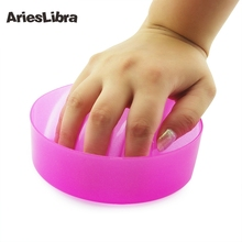 AriesLibra New Beautiful Durable Manicure Care Nail Hand Bowl Hand Care Products Tool Manicure Products Personal Care