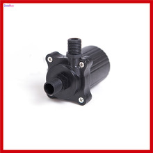New Micro DC 12V 5m Lift Magnetic Pump 120*C High Temperature Amphibious Hot Water Pump Truck