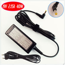 For Acer Aspire One 8.9'' 10.1''& Gateway Mini PC 11.6'' Netbook/Laptop Ac Adapter /Battery Charger 19V 2.15A
