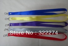 Wholesale fast shipping custom new beautiful Neck Strap lanyard key/Cell Phone strap Badge ID Pass Card holder lanyard neck