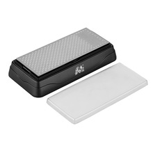 TAIDEA GRINDER Sharpening Stone T0831D Double Sided Diamond Steel Design Diamond Stone Kitchen Outdoor Knife Sharpener System